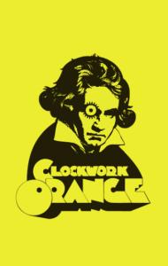 Постер Заводной Апельсин | Clockwork Orange