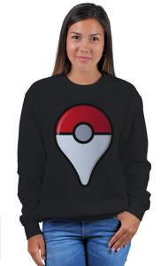 Свитшот Покемон Гоу |Pokemon Go
