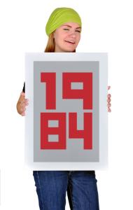 Постер 1984