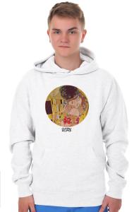 Худи Климт Поцелуй | The Kiss Klimt