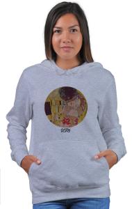 Худи Климт Поцелуй   The Kiss Klimt