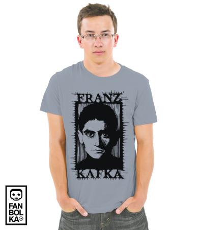 Футболка Кафка| Kafka
