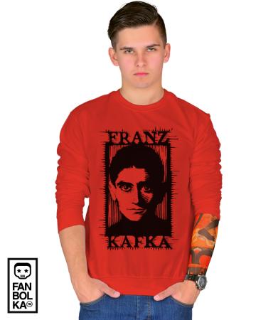 Свитшот Кафка  Kafka