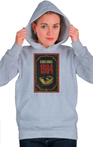 Худи Оруэлл 1984 | Orwell 1984