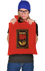 Сумка Оруэлл 1984 | Orwell 1984