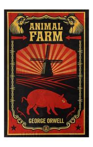 Постер Оруэлл 1984|Orwell 1984