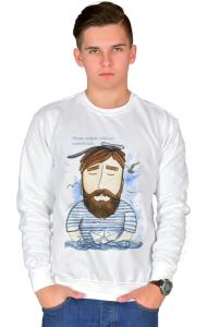 Свитшот Моряк|Sailor