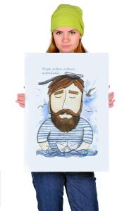 Постер Моряк|Sailor