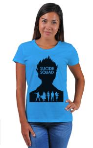 Футболка Отряд самоубийц | Suicide Squad