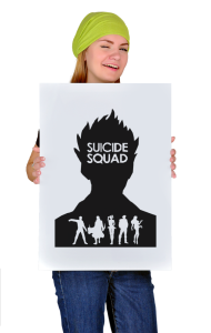 Постер Отряд самоубийц | Suicide Squad
