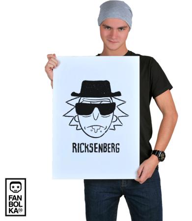 Постер Рикзенберг| Ricksenberg