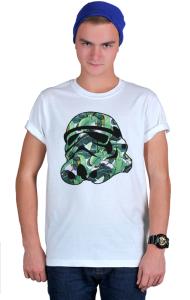 Футболка Тропический Штурмовик | Tropical Stormtrooper