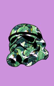 Постер Тропический Штурмовик | Tropical Stormtrooper