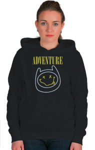 Худи Приключение | Adventure