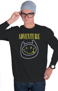 Свитшот Приключение | Adventure