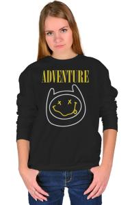 Свитшот Приключение   Adventure