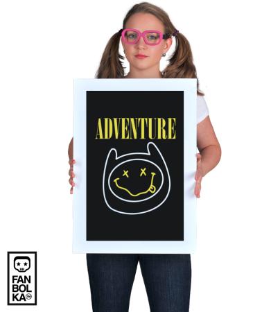 Постер Приключение   Adventure