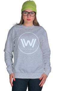 Свитшот Западный Мир | Westworld