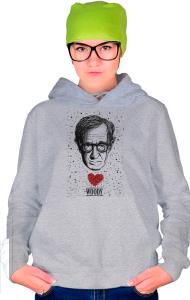 Худи Сердце Вуди Аллена | Woody Allen Heart