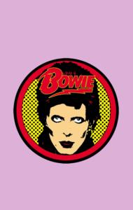 Постер Глэм Боуи | Glam Bowie