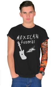 Футболка Мексиканские Похороны | Mexican Funeral