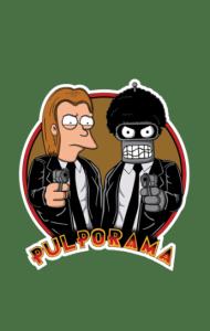 Постер Чтиворама | Pulporama