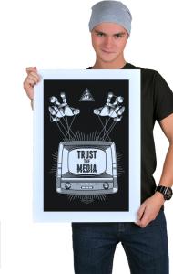 Постер Не Доверяйте Медиа | Trust No Media