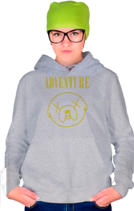 Худи Приключения | Adventure