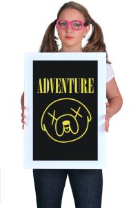 Постер Приключения   Adventure