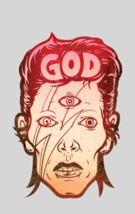 Постер Психо Стардаст | Psycho Stardust