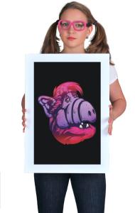 Постер Альф | Alf