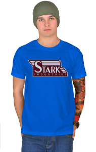 Футболка Старк Индастрис | Stark Industries