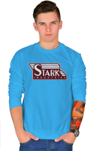 Свитшот Старк Индастрис | Stark Industries