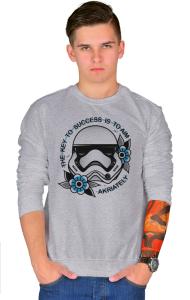 Свитшот Штурмовик Олдскул | Stormtrooper Oldschool