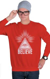 Свитшот Верь | Belive