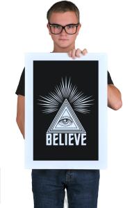 Постер Верь | Belive