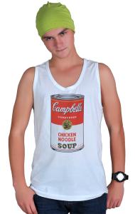 Футболка Кэмпбелл Суп | Campbell's Soup