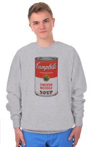 Свитшот Кэмпбелл Суп | Campbell's Soup
