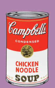 Постер Кэмпбелл Суп | Campbell's Soup