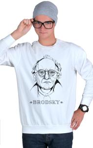 Свитшот Бродский | Brodsky