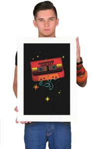 Постер Кассета   Cassette