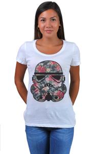 Футболка Цветочный Штурмовик | Floral Stormtrooper