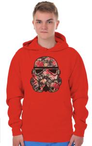 Худи Цветочный Штурмовик | Floral Stormtrooper