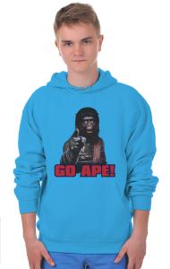 Худи Будь Обезьяной! | Go Ape!