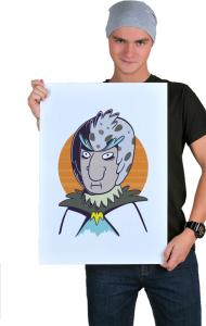 Постер Птичья Личность   Bird Person