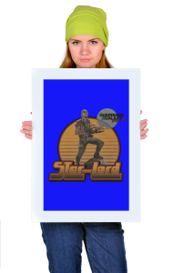 Постер Звездный Лорд   Star Lord