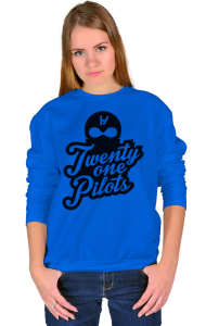 Свитшот Twenty One Pilots | Twenty One Pilots