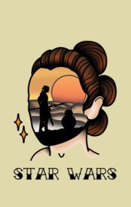 Постер Рей Тату   Rey Tattoo