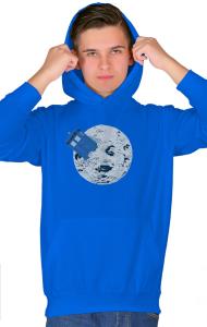 Худи ТАРДИС на Луне | TARDIS in Moon