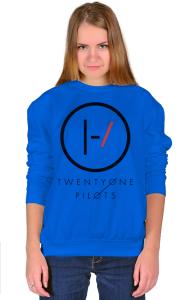 Свитшот  Твенти Ван Пилотс | Twenty One Pilots